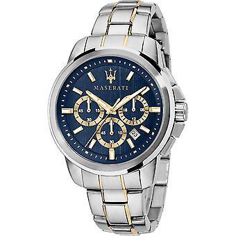 Maserati R8873621016 Successo Steel Men's Watch