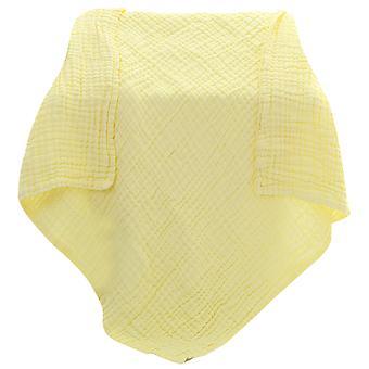 YANGFAN Cotton Soft Comfortable Baby Bath Towel Quilt