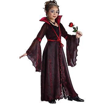 Red Rose Child Costume