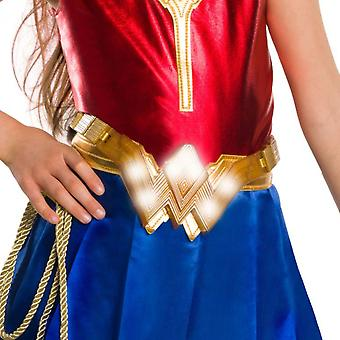 Wonder Woman Youth Deluxe Light Up Costume Belt