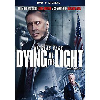 Dör av ljus [DVD] USA import
