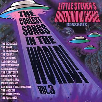 Coolest Songs in the World - Vol. 3-Coolest Songs in the World [CD] USA import