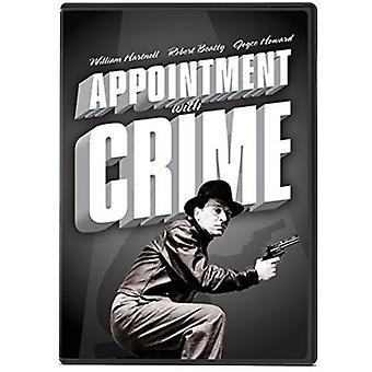 Importer des rendez-vous avec les USA Crime [DVD]