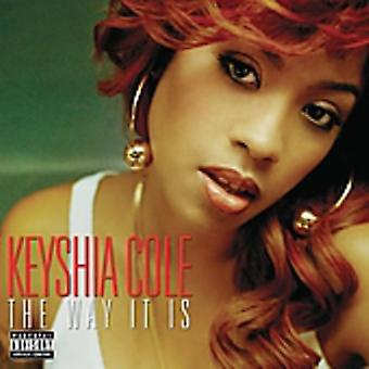 Keyshia Cole - importazione USA Way It Is [CD]