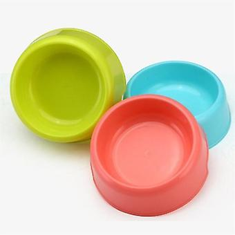 Portable Pet Dog Feeding Food Bowls for Puppies - Slow Down Eating Feeder Dish - Prevent Obesity