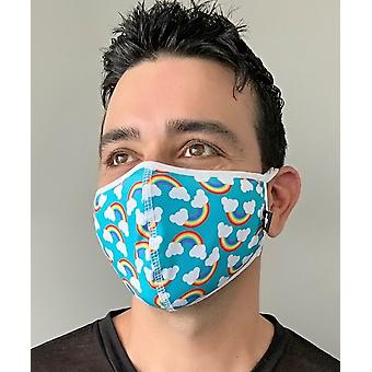 Andrew Christian mouthcap Pride Rainbow Glam Mask