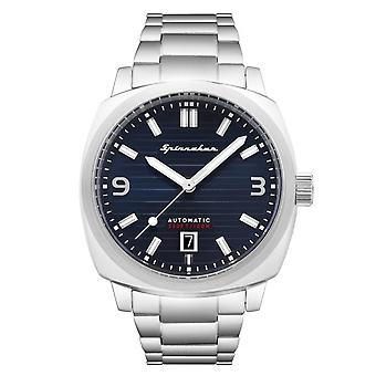 Spinnaker SP-5073-22 Gent-apos;s Hull Blue Dial Montre-bracelet