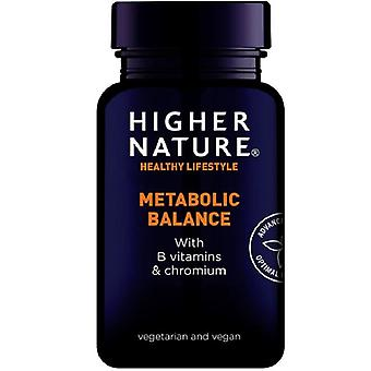 Higher Nature Metabolic Balance Vegetable Capsules 90 (XFA090)