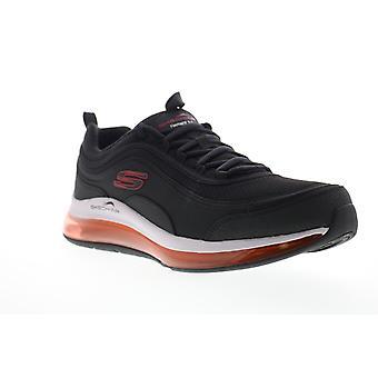 Skechers Skech-Air Element 2 Sinders Mens Black Athletic Cross Training Shoes