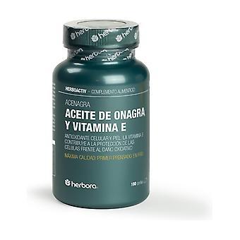 Acenagra (Evening Primrose Oil and Vitamin E) 180 softgels