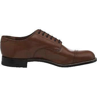Stacy Adams Mens Madison lederen Lace Up jurk Oxford