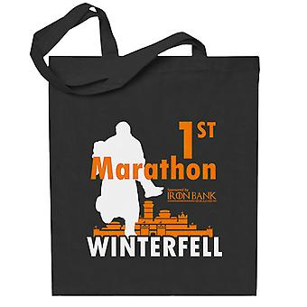 Prima maratona Game Of Thrones Totebag