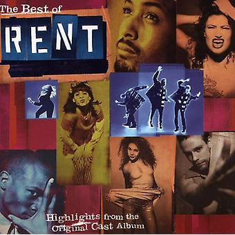 Broadway Cast - Rent [CD] USA import