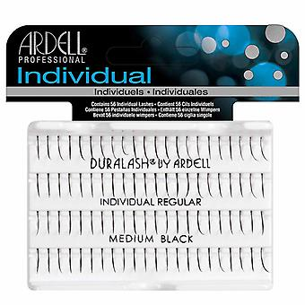 Ardell Duralash Individual Regular Lashes Multipack - Medium Black - 56 Flares
