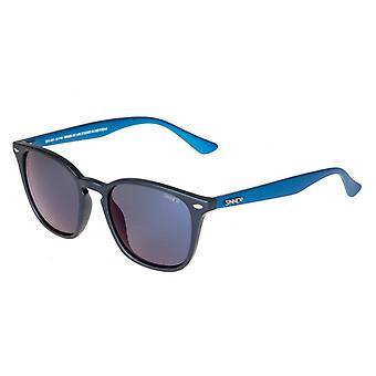 Zonnebril Unisex Dagmar polariseert blauw