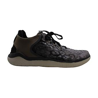Nike Women's Shoes Free RN 18 WILD VELVET Fabric Low Top Lace Up