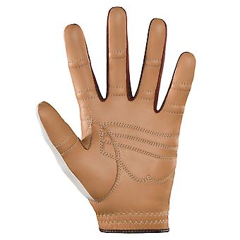 Bionic Womens Relax Grip 2.0 Leather Terrycloth Breathable LH Golf Glove