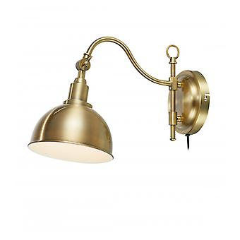 Style Antique Wall Light 1 Light