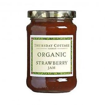 Thursday Cottage - Organic Strawberry Jam 340g