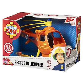 Fireman Sam Rescue Helicopter