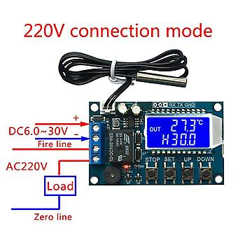 Digital Thermostat Heating Refrigeration Temperature Control Switch Module