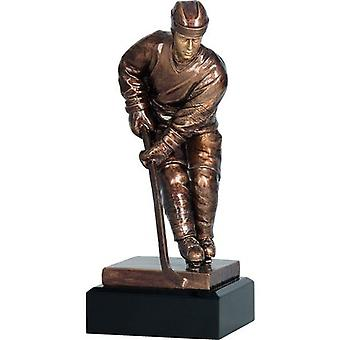 Figurine en fonte - Hockey Rfst2057 / Br