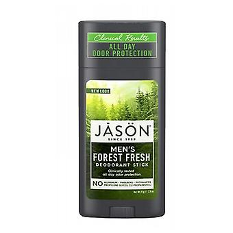 Jason Natural Products Deodorant Stick Forest Fresh, 2.5 Oz