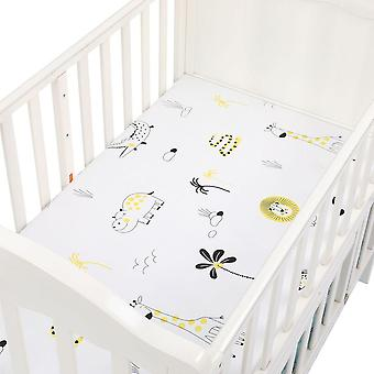 Newborn Baby Fitted Crib Sheets, Mattress Covers For Baby