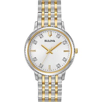 Bulova - montre - femme - DIAMOND - 98P189