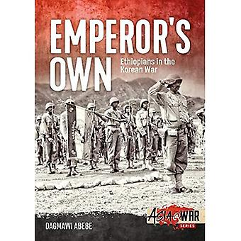 Emperor'S Own: Ethiopian Forces in the Korean War: the History of the Ethiopian Imperial Bodyguard� Battalion in the Korean War 1950-53 (Asia@War)