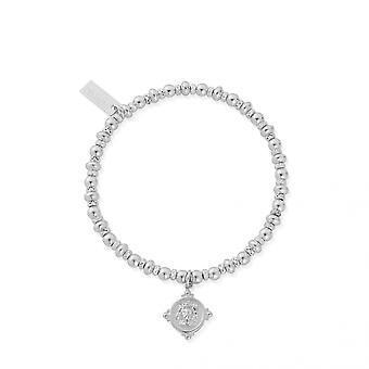 ChloBo Didi Sparkle Lion Head Bracelet SBDS889