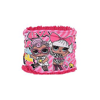 Girls TH4114 LOL Surprise Snood One Size