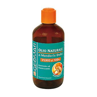 Natural Sweet Almond Oil 250 ml of oil