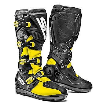 Sidi X-3 Xtreme SRS Yellow Fluo/Black Boots CE
