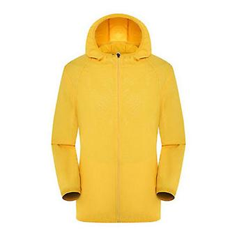 Men And Women Plus Size, Sun-protective, Ultra-thin, Waterproof Coat