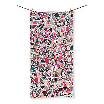 Pattern 21 beach towel