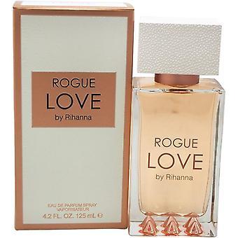 Rihanna Rogue Love Eau de Parfum Spray for Women 125 ml