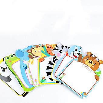Children cartoon doodle drawing board
