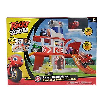 Ricky Zoom Ricky's House Playset