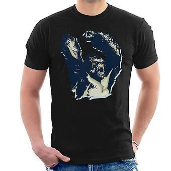 King Kong Arms Up Rage Men's T-Shirt