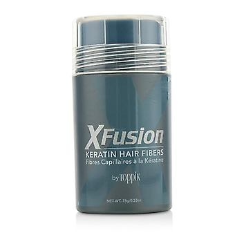 XFusion Keratin Hair Fibers - # Medium Blonde 15g/0.53oz