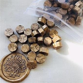 Vintage Sealing Wax Tablet Pill Beads Granule Strip Sticks For Stamping Ancient