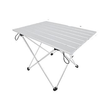 Durable Aluminum Alloy Foldable Desk Table