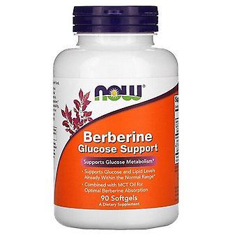 Maintenant Aliments, Berberine Glucose Support, 90 Softgels