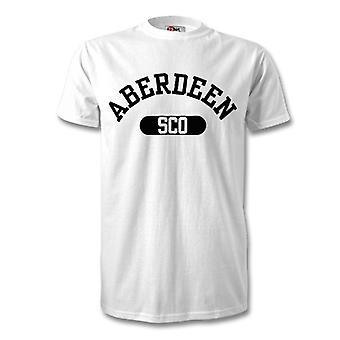 Aberdeen Scotland City T-Shirt