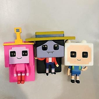 Secondhand Adventure Timp de acțiune Figura Model Loose Toy Box