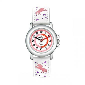 Sjekk Certus 647624-armbånd farge mønstre enhjørninger Dial P Dagogic Girl