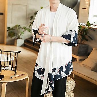 קימונו יפני מכנסיים מסורתיים