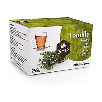 Thyme Infusion 25 packets