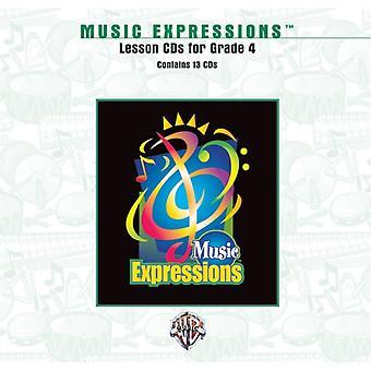 Musikausdrücke Klasse 4: Lektions-CDs